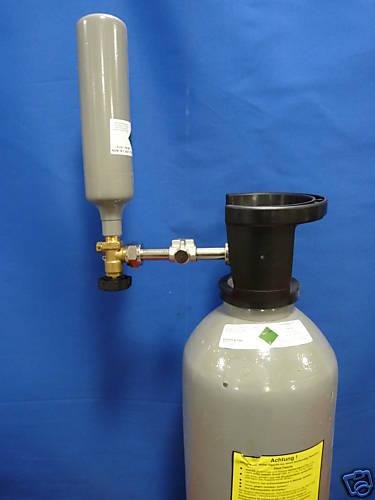 sodastream co2 flaske